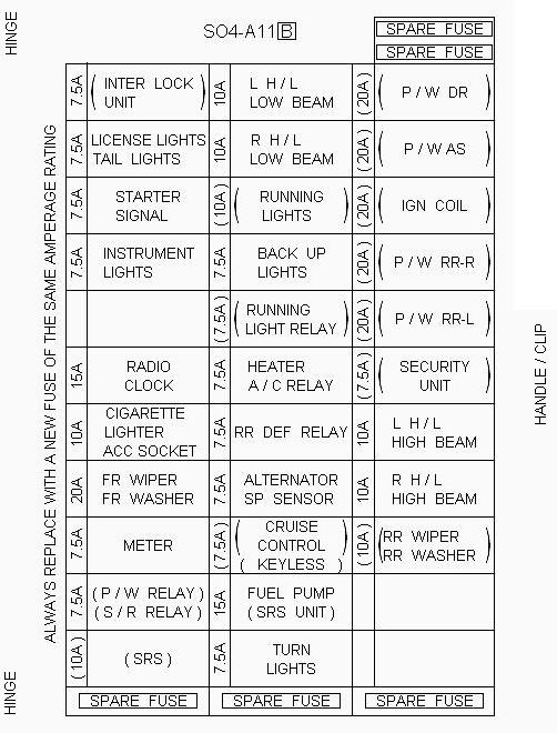 2009 civic fuse box diagram 2009 wiring diagrams