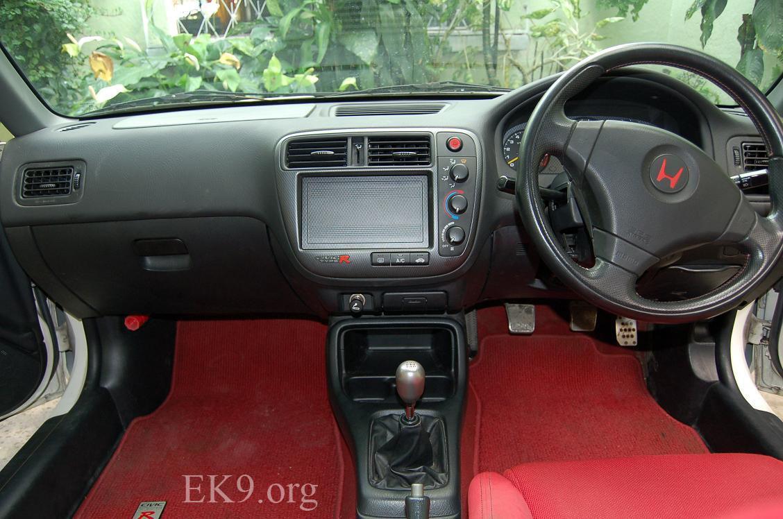 Image Gallery Ej6 Interior