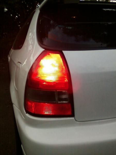 Ek9 Tailight Conversion