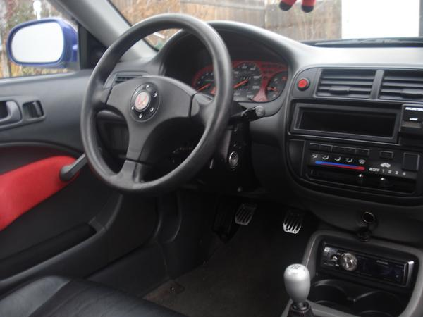 My EK interior